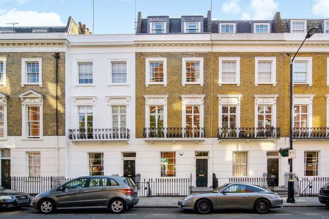 Thumbnail Property to rent in Tachbrook Street, Pimlico, London