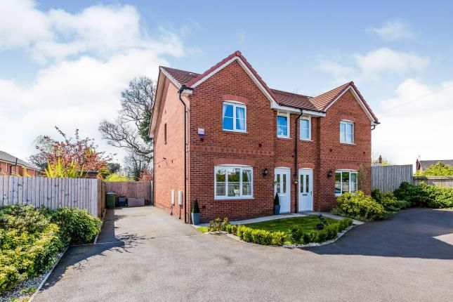 3 bed semi-detached house for sale in Foxglove Way, Rudheath, Northwich, Cheshire CW9