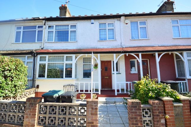 Thumbnail Terraced house to rent in Woodfield Avenue, Gravesend