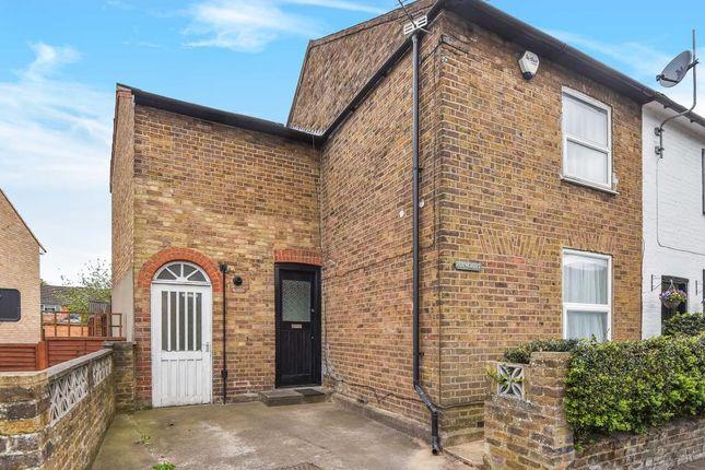 Thumbnail End terrace house for sale in Hogfair Lane, Burnham