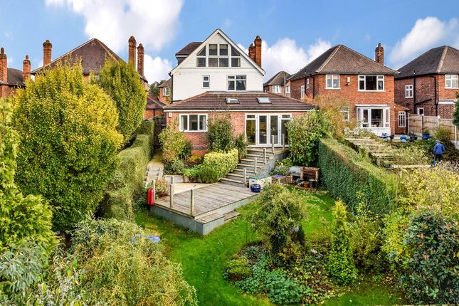 Thumbnail Detached house for sale in Repton Road, West Bridgford