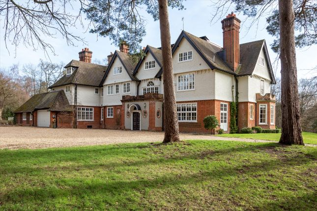 Thumbnail Detached house for sale in Headley Hill Road, Headley, Bordon, Hampshire