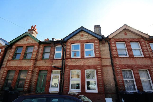 Thumbnail Terraced house for sale in Corporation Road, Bournemouth, Dorset