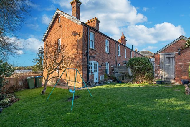 2 bed end terrace house for sale in 58 North End Road, Quainton, Aylesbury, Buckinghamshire HP22