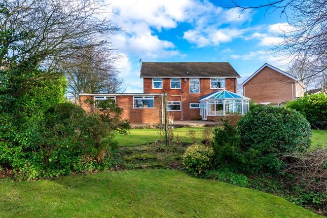 Thumbnail Detached house for sale in Old Rectory Green, Aughton, Ormskirk