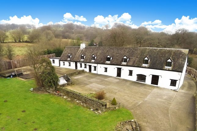 Thumbnail Detached house for sale in Crumlin Old Farm, Croespenmaen, Crumlin