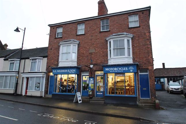 Thumbnail Flat for sale in Halton Road, Spilsby