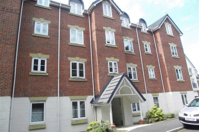 Thumbnail Flat to rent in Oakwood Drive, Worsley, Manchester