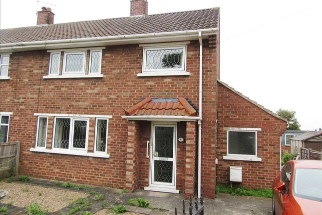 Thumbnail Semi-detached house for sale in Rochdale Road, Scunthorpe