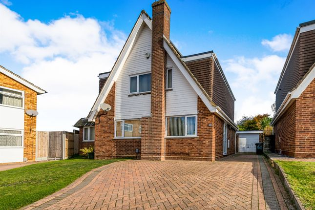 Thumbnail Detached house for sale in Fallow Walk, Kingsthorpe, Northampton