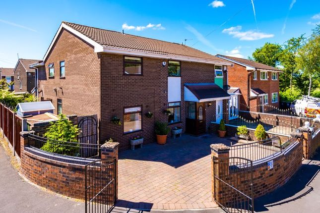 Thumbnail Semi-detached house for sale in Linnet Way, Liverpool