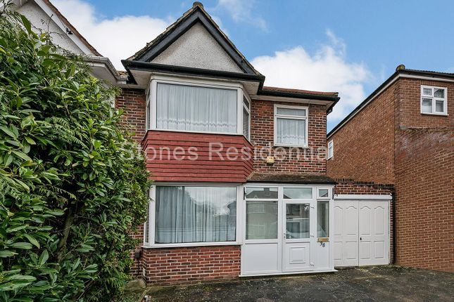 Thumbnail Semi-detached house for sale in Braithwaite Gardens, Stanmore
