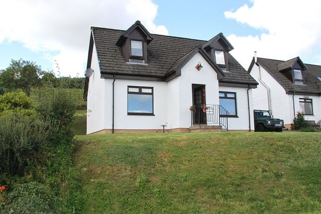 Thumbnail Detached house for sale in Kilduskland Road, Ardrishaig
