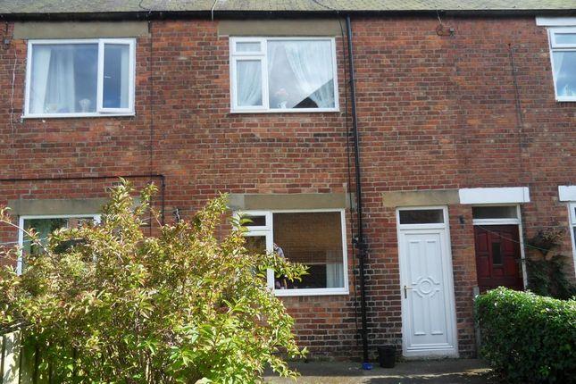 Thumbnail Terraced house to rent in Hamilton Terrace, Morpeth