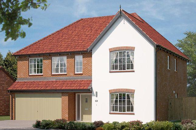 "Thumbnail Detached house for sale in ""The Kirkham"" at Bowbridge Lane, New Balderton, Newark"