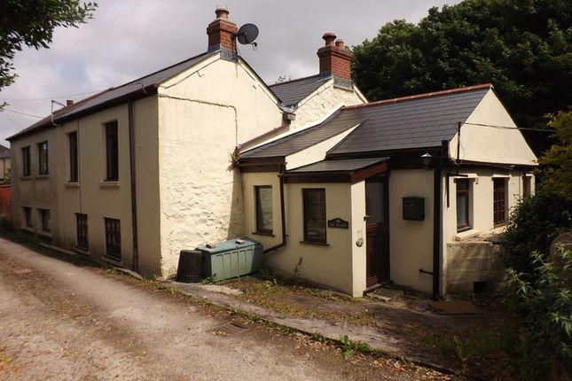 Thumbnail Semi-detached house for sale in Church Road, Penponds, Camborne