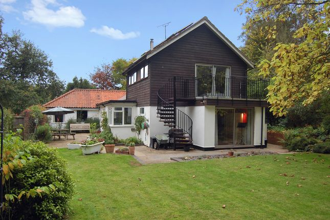 Thumbnail Detached house for sale in School Lane, Bromeswell, Woodbridge