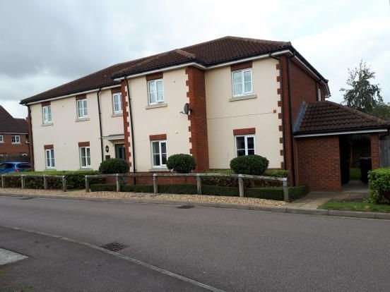 Thumbnail Flat to rent in Trow Close, Cotton End, Bedford, Bedfordshire
