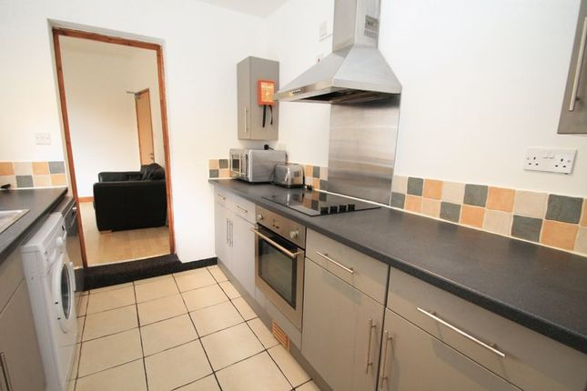 Thumbnail Terraced house to rent in Florentia Street, Roath, Cardiff