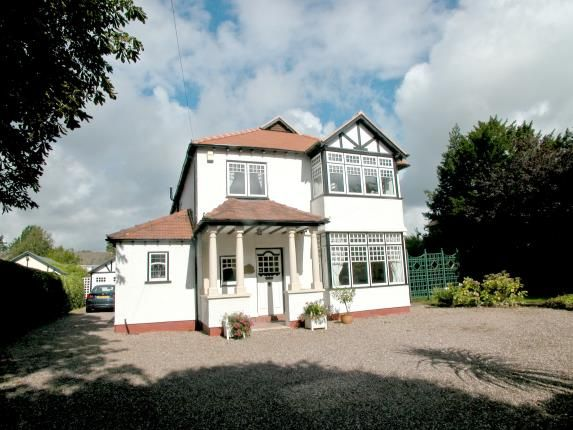 Thumbnail Detached house for sale in Hooton Road, Willaston, Cheshire