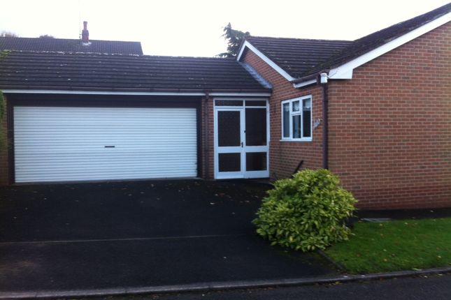 Thumbnail Detached bungalow to rent in 2 Moorhead Drive, Bagnall