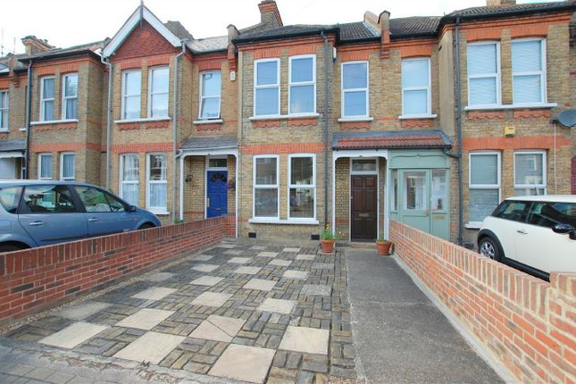 Thumbnail Terraced house for sale in Birkbeck Road, Beckenham, Kent
