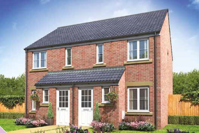 2 bedroom semi-detached house for sale in Garstang Rd, Poulton