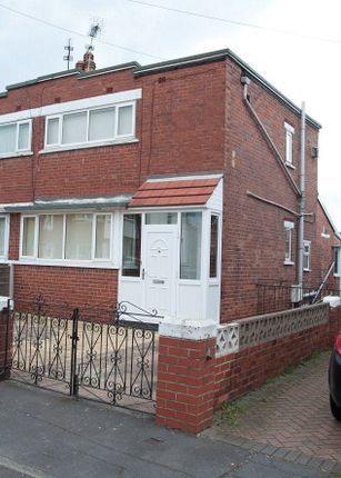 2 bed semi-detached house to rent in Norman Crescent, Scawsby, Doncaster DN5