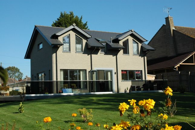 Thumbnail Detached house for sale in Birchfields, Wavering Lane East, Gillingham, Dorset