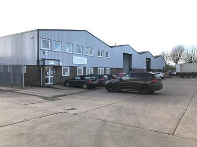 Thumbnail Light industrial to let in Parkhouse Industrial Estate West, Newcastle Under Lyme