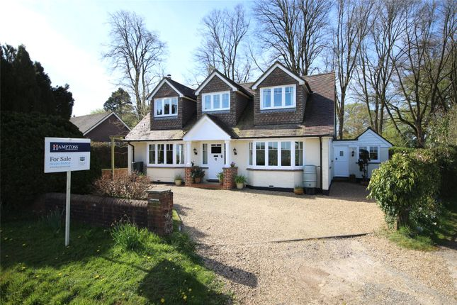 4 bed detached house for sale in Wield Road, Medstead, Alton, Hampshire