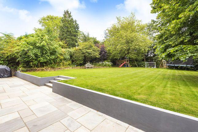 Garden of Lynx Hill, East Horsley, Leatherhead KT24