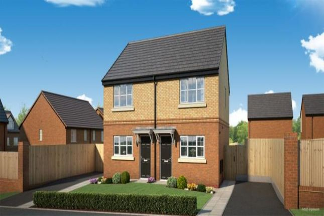Thumbnail Semi-detached house for sale in The Haxby Whalleys Road, Skelmersdale