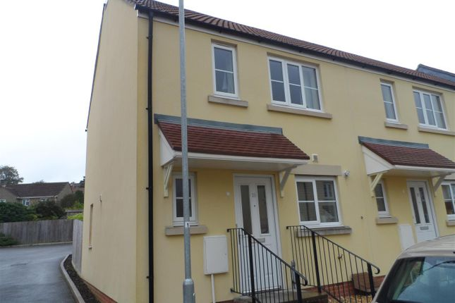 Thumbnail Property to rent in Walnut Place, Ilminster