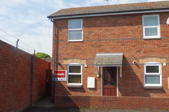 End terrace house for sale in Eaton Mews, Portland Street, Hereford