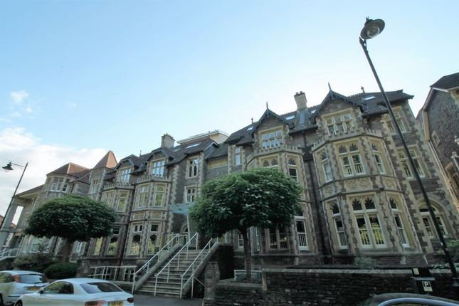 Thumbnail Flat to rent in Royal Parade, Elmdale Road, Clifton, Bristol