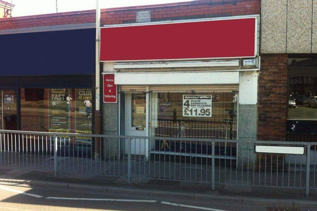 Commercial property for sale in Greasby CH46, UK