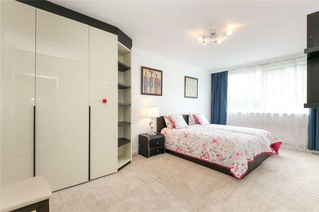 Bedroom of Marlborough Place, St. John's Wood, London NW8