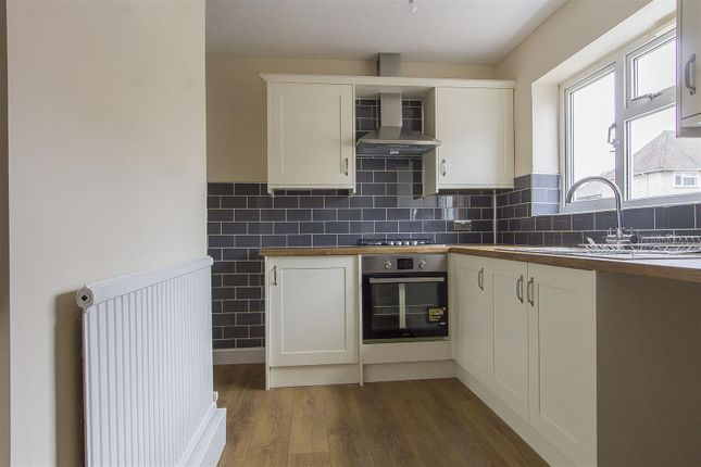 Thumbnail Terraced house for sale in Merrian Croft, New Whittington, Chesterfield