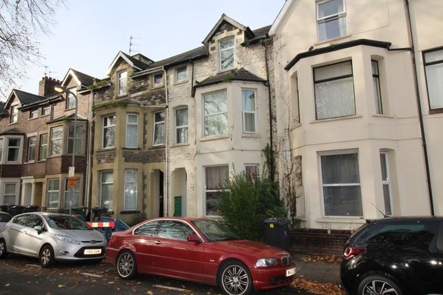 Thumbnail Terraced house for sale in Llanbleddian Gardens, Cathays, Cardiff