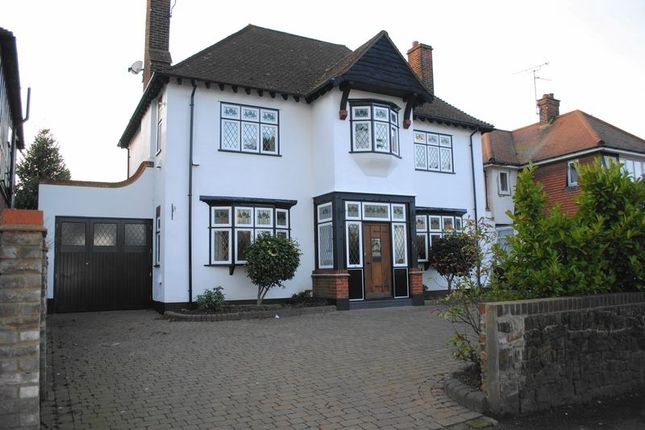 Thumbnail Detached house for sale in Victoria Avenue, Southend On Sea, Essex