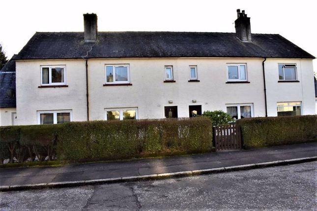 Thumbnail Terraced house for sale in 26, Hillside Avenue, Kilmacolm