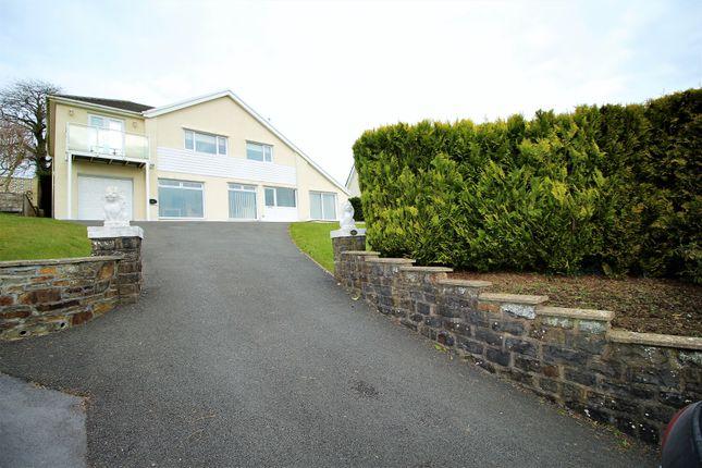 Thumbnail Detached house for sale in Penyfai Lane, Furnace, Llanelli