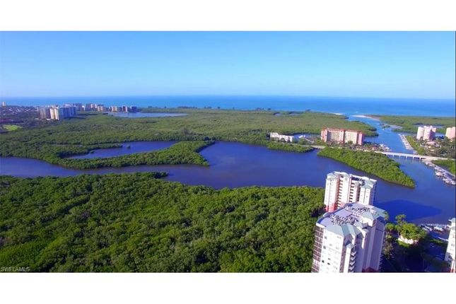 Thumbnail Town house for sale in 445 Cove Tower Dr 1802, Naples, Fl, 34110