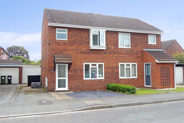 Thumbnail Semi-detached house for sale in Allington Drive, Barrs Court, Bristol