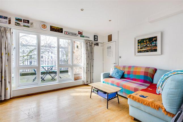 Thumbnail Maisonette to rent in Powis Square, London
