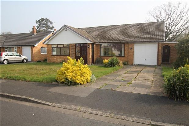 Thumbnail Bungalow to rent in Willow Tree Avenue, Broughton, Preston