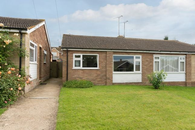 Thumbnail Semi-detached bungalow for sale in Dashwood Rise, Duns Tew, Bicester