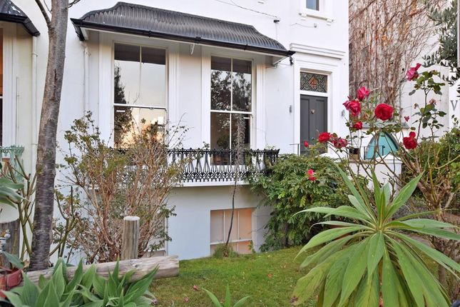 Front Garden of The Lawn, St Leonards On Sea, East Sussex TN38