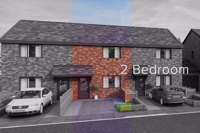 Thumbnail Terraced house for sale in Beaumont Close, Shiremoor, Newcastle Upon Tyne